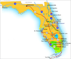 Florida-car-shipping-carriers-855-744-7878-FL-vehicle-delivery-services